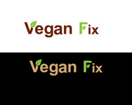 Vegan Fix Logo - Entry #84