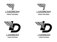 LiveDream Apparel Logo - Entry #525