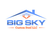 Big Sky Custom Steel LLC Logo - Entry #56