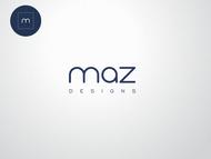 Maz Designs Logo - Entry #70