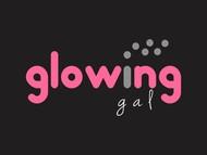 Glowing Gal Logo - Entry #45