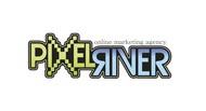 Pixel River Logo - Online Marketing Agency - Entry #170