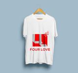 Four love Logo - Entry #232