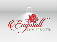 Engwall Florist & Gifts Logo - Entry #40