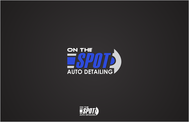 On the Spot Auto Detailing Logo - Entry #16