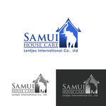 Samui House Care Logo - Entry #101