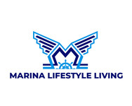 Marina lifestyle living Logo - Entry #10