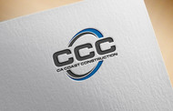 CA Coast Construction Logo - Entry #106