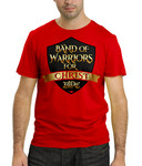 Band of Warriors For Christ Logo - Entry #75