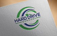 Hard drive garage Logo - Entry #284