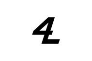 Four love Logo - Entry #177