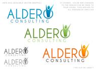 Aldero Consulting Logo - Entry #1