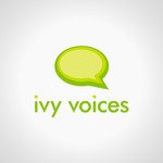 Logo for Ivy Voices - Entry #174