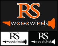 Woodwind repair business logo: R S Woodwinds, llc - Entry #89