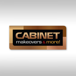 Cabinet Makeovers & More Logo - Entry #205