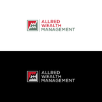 ALLRED WEALTH MANAGEMENT Logo - Entry #686