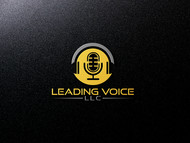 Leading Voice, LLC. Logo - Entry #162