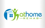 At Home Rehab Logo - Entry #64