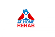 At Home Rehab Logo - Entry #87