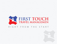 First Touch Travel Management Logo - Entry #34