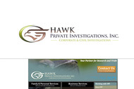 Hawk Private Investigations, Inc. Logo - Entry #100