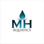 MH Aquatics Logo - Entry #163