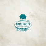 Bare Roots Color & Hair Design Studio Logo - Entry #15