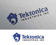 Tektonica Industries Inc Logo - Entry #290