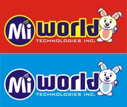 MiWorld Technologies Inc. Logo - Entry #66