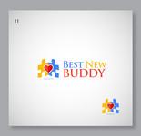 Best New Buddy  Logo - Entry #85