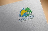 coast to coast canvas Logo - Entry #30