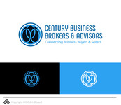 Century Business Brokers & Advisors Logo - Entry #50