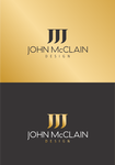 John McClain Design Logo - Entry #183