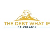 The Debt What If Calculator Logo - Entry #55