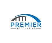 Premier Accounting Logo - Entry #23