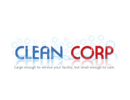 B2B Cleaning Janitorial services Logo - Entry #99