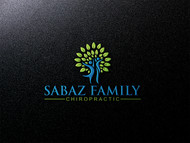 Sabaz Family Chiropractic or Sabaz Chiropractic Logo - Entry #84