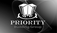 Priority Building Group Logo - Entry #96