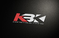 KBK constructions Logo - Entry #63