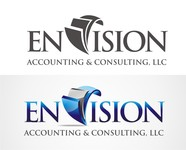 Envision Accounting & Consulting, LLC Logo - Entry #78
