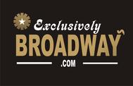 ExclusivelyBroadway.com   Logo - Entry #163