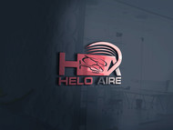 Helo Aire Logo - Entry #209