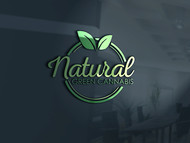 Natural Green Cannabis Logo - Entry #79