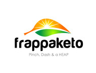 Frappaketo or frappaKeto or frappaketo uppercase or lowercase variations Logo - Entry #236