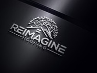 Reimagine Roofing Logo - Entry #153