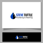 Steve Tuttle Plumbing & Heating Logo - Entry #45