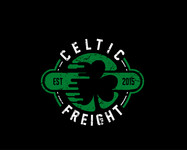 Celtic Freight Logo - Entry #89