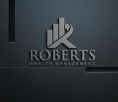 Roberts Wealth Management Logo - Entry #193