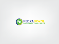 PedraBrazil Logo - Entry #33