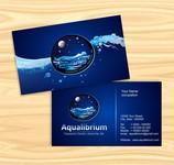 Aqualibrium Logo - Entry #135